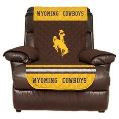 NCAA Wyoming Cowboys Recliner Protector