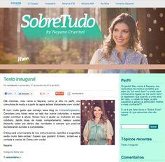 SobreTudo by Nayane Cruvinel http://www.blogsoestado.com/sobretudo/