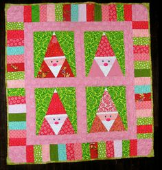 Christmas Ideas from bumblebeans quilts