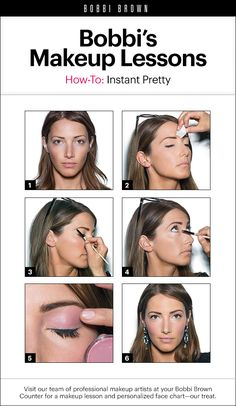 Makeup Lessons by Bobbi Brown: Instant Pretty