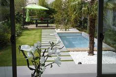 Mini piscine, un coin détente dans votre jardin