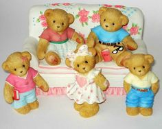"""""""Our Cherished Teddies Family"""""""