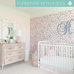 Dresser $473 This nursery is just so so sweet💕 Our handcrafted furniture is made to last - and versatile enough to grow with your little one. 📷: @hillviewhomestyle Hope Chest, Cribs, Dresser, Nursery, Bed, Health, Furniture, Home Decor, Cots