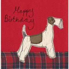 Wire Fox Terrier - Poppy Treffry