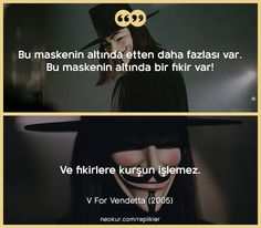quotes V For Vendetta Series Movies, Film Movie, V For Vendetta 2005, Fight Club Rules, Good Sentences, Inspirational Movies, Sad Pictures, Anime Films, Movie Lines