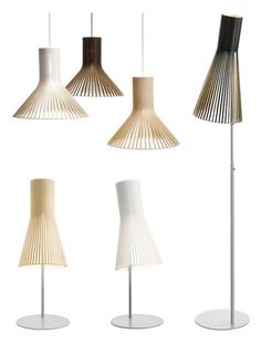Secto Design lamps