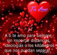 SUEÑOS DE AMOR Y MAGIA: A ti te amo