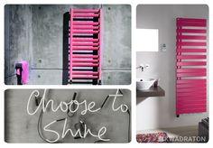 A gdyby tak połączyć beton z różowym kolorem?