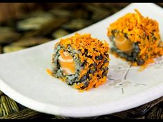 Videos - YouTube made by @makesushiorg #sushi #halloween