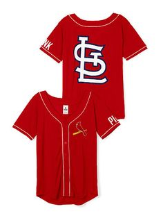 Page Not Available - Victoria s Secret. Louis Cardinals Mesh Jersey PINK ... 734da8af6