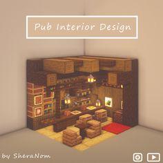 Minecraft Cottage, Cute Minecraft Houses, Minecraft Plans, Minecraft House Designs, Amazing Minecraft, Minecraft Tutorial, Minecraft Blueprints, Minecraft Creations, Minecraft Crafts
