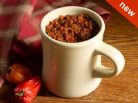 Medifast New Hearty Sloppy Joe Soup! Thick and yummy!