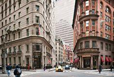 No. 1 and No. 2 William Street, New York