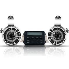 Winllyat Motorcycle Bluetooth Speaker Audio Radio Waterproof Handlebar Amplifier for sale online Speaker System, Audio System, Ipod, Bluetooth, Stereo Speakers, Car Audio, Car Accessories, Motorcycle, Speakers