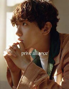 Kissing Pcy's Ears — exo-stentialism: Baekhyun // Privé Alliance Exo Official, Hapkido, Kim Minseok, Exo Members, Exo K, Chanbaek, Happy Weekend, Kyungsoo, K Idols