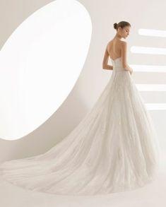 ALCAZAR - Hochzeit 2018. Rosa Clará Kollektion