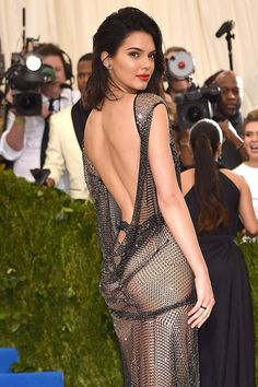 The Internet Had a Lot of Reactions to Kendall Jenner at the Met Gala, and So Will You