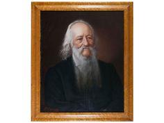 William Colenso, Gottfriend Lindauer, collection of Hawke's Bay Museums Trust, Ruawharo Tā-ū-rangi, 7037 Napier New Zealand, New Zealand Art, Museum Collection, Mtg, Exhibit, Museums, Trust, Portraits, Sculpture