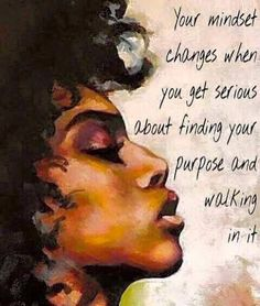 This is true and many distractions will come to throw you off but our God is greater and will bring us back into focus! Strong Black Woman Quotes, Black Girl Quotes, Black Women Quotes, Poetry Quotes, Art Quotes, Life Quotes, Proverbs Woman, Kingdom Woman, Motivational Blogs