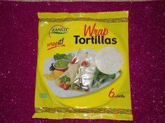 Tortillas Wrap Zanuy