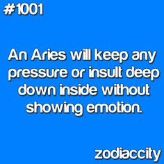 aries | Aries Until that one moment.... BAM!