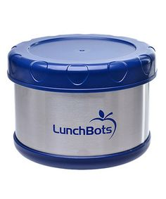 Whether it's holding lunch for work or school, this environmentally friendly, leak-proof steel container is sure to keep food cold or hot for up to five hours. It's a healthy alternative to plastic and incredibly durable, which means this lunch box ensures chemical-free meals away from home.