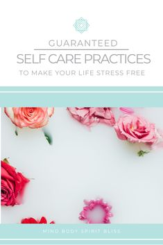 Are you looking for self care practices that actually work to add to your routine? Then look no further! These 5 self care practices and tips will completely change your life whether you do them as a challenge, on a Sunday, or any day! Don't miss out on a chance to have less stress! Self Care Activities, Free Mind, Mind Body Spirit, Your Life, You Changed, Routine, Stress, Challenge, Sunday