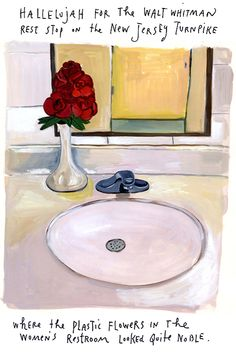 Text/Image: Seeing beauty in the mundane: Maira Kalman