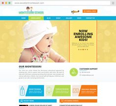 Check Out Our New MobileOptimized And Responsive Child Care