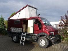 Custom Campers - Bremach T-Rex