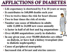 Oxidative Stress causes diabetes and all related diseases.   www.gotoxidativestress.com
