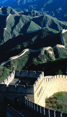 The Great Wall of China--This world is really awesome. The woman who make our chocolate think you're awesome, too. Our chocolate is organic and fair trade and full of amazing flavor. We're Peruvian Chocolate. Order some today on Amazon! Woman owned! http://www.amazon.com/gp/product/B00725K254