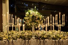 White Weddings, White Wedding Flowers, Red Wedding, White Roses, White Flowers, White Floral Arrangements, Reception Areas, Glamorous Wedding, Rose Petals