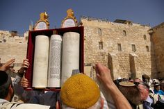 Celebrated with immense joy, Simchat Torah is when Jews celebrate the conclusion and restart of the annual Torah-reading cycle.