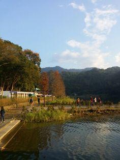 營區旁的景點