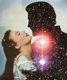 Handmade mixed media collages by British artist Joe Webb. I have always loved collage as a medium