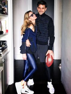 Olivia Palermo's Super Bowl Look Is Giving Us Game Day Style Goals - February 5, 2017 - via @WhoWhatWear