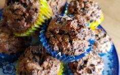 Koolhydraatarme Pindakoeken - Muffins, Cookies, Hagelslag, Breakfast, Desserts, Crack Crackers, Morning Coffee, Tailgate Desserts, Muffin