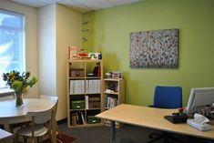 Preschool director office