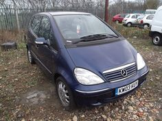 2003 Mercedes A140 #mercedes #onlineauction #carforsale