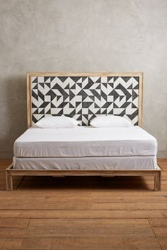 Sura Bed . http://www.anthropologie.com/anthro/product/home-furniture/34467530.jsp#/