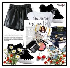 """""""Rosegal fashion set 90"""" by erina-salkic ❤ liked on Polyvore featuring Dorothy Perkins, Anja, MAC Cosmetics, fashionset, polyvorefashion, worldwide, freeshipping and rosegal"""
