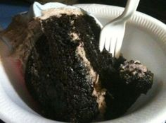 """Black Magic Cake - claims to be best chocolate cake ever. Another pinner said...""""I have made it, and I will never make another chocolate cake - it is that good."""" by kristie"""