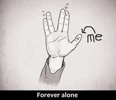 But I try my hardest to live long and prosper anyways!;D
