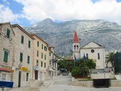 Makarska Makarska Croatia, Serbia And Montenegro, Croatia Travel, Bosnia, Macedonia, Slovenia, Places To See, Mansions, Country