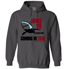 Jaws 19 in Hologram T Shirt, Hoodie, Sweatshirt