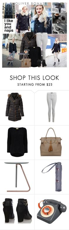 """""""A mistake is just a different way of doing things."""" by leannesugarplum ❤ liked on Polyvore featuring VILA, J Brand, Reed Krakoff, American Vintage and Oasis"""