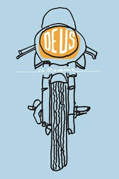Deus Customs | Australia | Online Emporium of Goodness