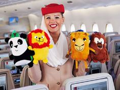 Wordless Wednesday: Come Fly With Emirates!