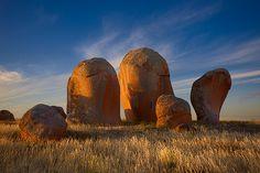 South Australia: Murphy's Haystacks, Eyre Peninsula :: Places - Yegor Korzh :: Travel Photography